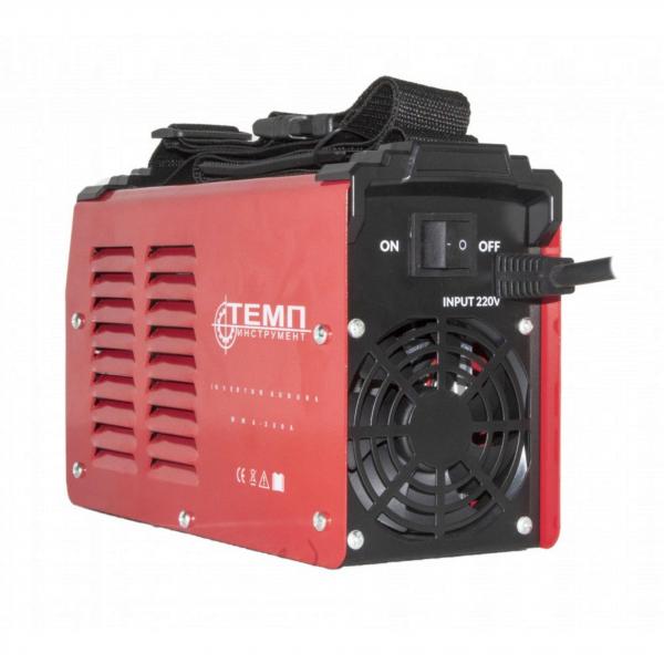 Invertor sudura MMA TEMP 330A, 330Ah, diametru electrod 1.6 - 4 mm 3