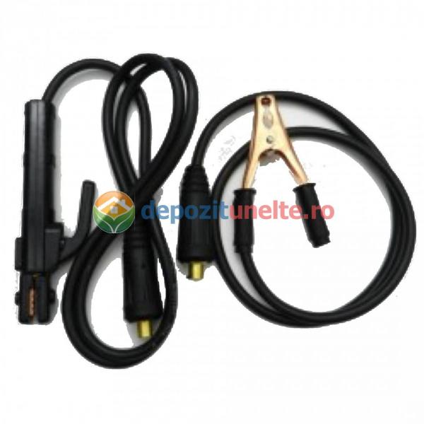 Kit cabluri sudura, clesti si borne LV-200S Micul Fermier 0