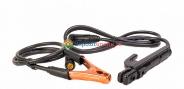 Kit cabluri sudura, clesti si borne LV-200S Micul Fermier 1