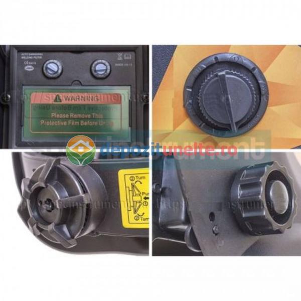 MASCA SUDURA PROCRAFT SHP90-30 AUTOMATA, SOLARA CU REGLAJ SI CRISTALE LICHIDE 4