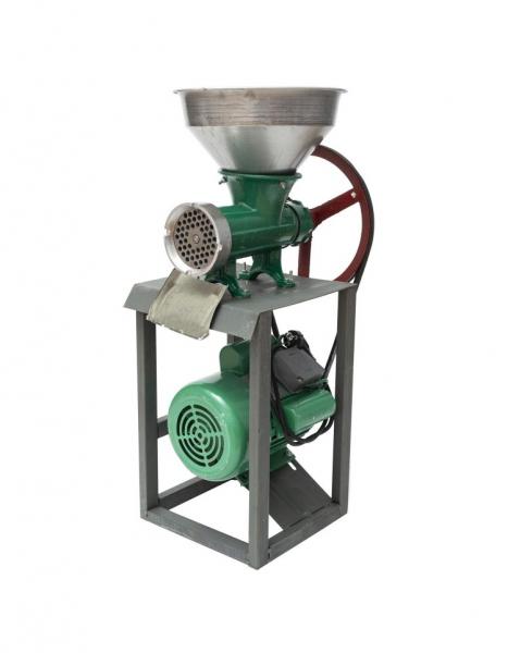 Masina de tocat carne din aluminiu Campion Nr. 32 1500W cu palnie CMP-0279 [0]