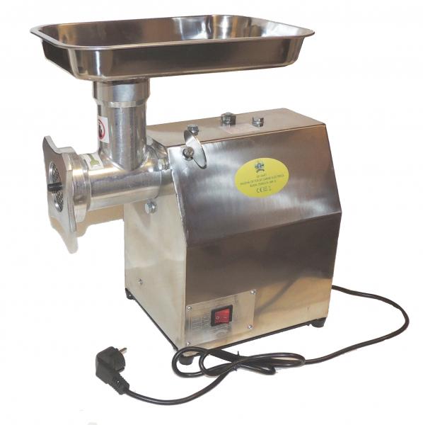 Masina de tocat carne electrica - profesionala INOX 850W 150k/ora MK-12 Alpin Profi [7]
