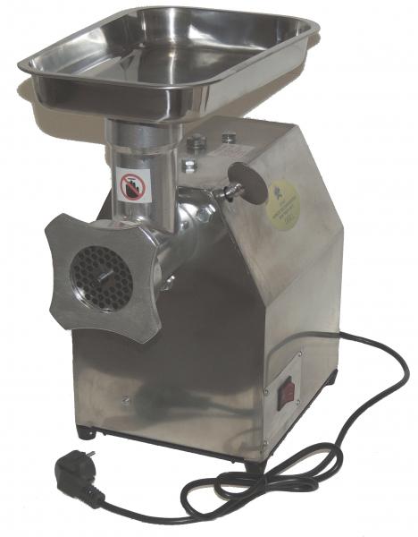 Masina de tocat carne electrica - profesionala INOX 850W 150k/ora MK-12 Alpin Profi [11]