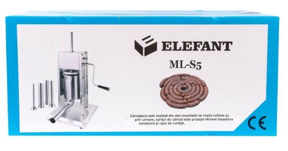 Masina de umplut carnati Elefant ML-S5 2