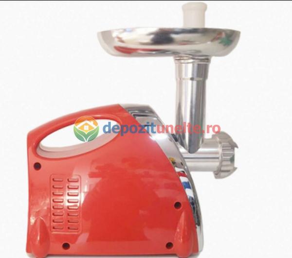 Masina electrica de tocat carne rosie MGB-080 1200W JIA 1