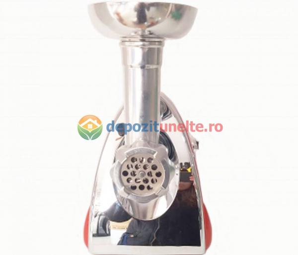Masina electrica de tocat carne rosie MGB-080 1200W JIA 2