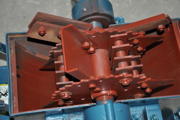 MOARA CEREALE + TOCATOR VEGETALE ( 2 IN 1 ) TEHNO MS 40-20A  - fara Motor 4