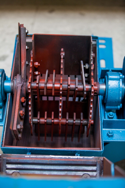 MOARA CEREALE + TOCATOR VEGETALE ( 2 IN 1 ) TEHNO MS 40-20A  - fara Motor 2