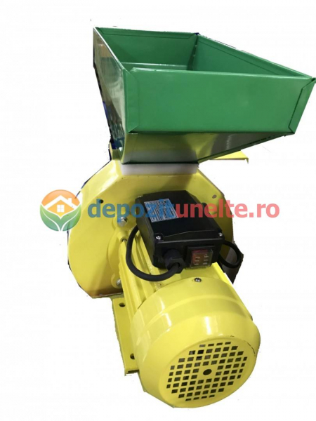 Moara electrica Procraft ME3500, 3.5 Kw, 3000RPM, 200KG/H, bobinaj 100% cupru 2