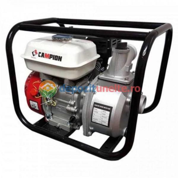 "Motopompa benzina Campion 6.5 Cp, 2"" 850 l/min 0"