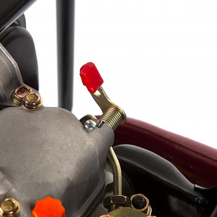Motopompa diesel de presiune, putere 7 CP, Diesel, absortie/refulare 2''/2'' (50 mm) , pornire la sfoara,motor in 4 timpi, presiune 6 bari 7