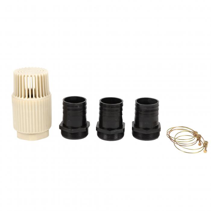 Motopompa diesel de presiune, putere 7 CP, Diesel, absortie/refulare 2''/2'' (50 mm) , pornire la sfoara,motor in 4 timpi, presiune 6 bari 10