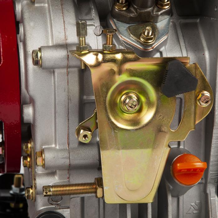 Motopompa presiune ,putere 9,8 CP, diametru absortie/refulare 3''/3'' (80 mm),diesel,presiune 4,5 bari,motor 4 timpi racit cu aer 4