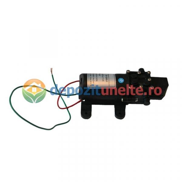 Pompa de presiune cu motor de 12 Vcc pentru pompa de stropit electrica Pandora - iesire pe ștuț 1