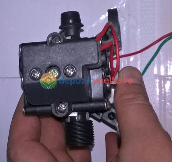 Pompa de presiune cu motor de 12 Vcc pentru pompa de stropit electrica Pandora - iesire pe ștuț 6