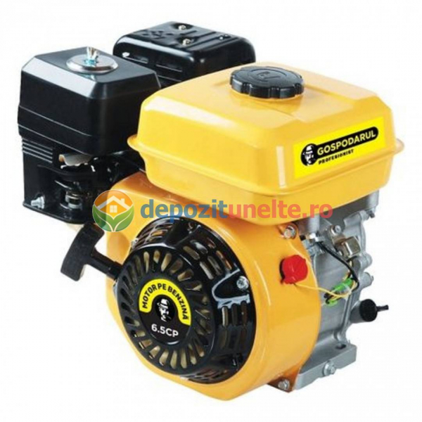 Motor benzina 4 timpi OHV Gospodarul Profesionist GP-170F, 7 CP, 2017, Uz general 0