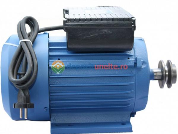 Motor electric monofazat 3kw, 1500rpm Troian Albastru 0