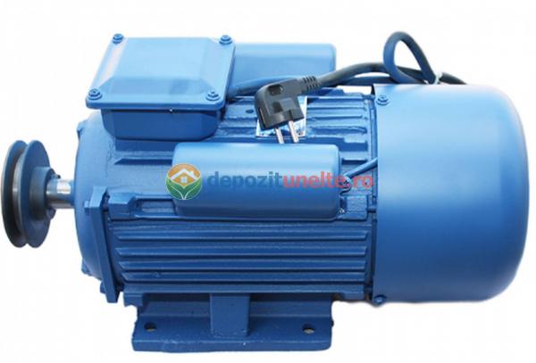 Motor electric monofazat 4kw, 1500rpm Troian Albastru [0]