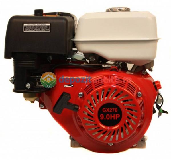 Motor GX benzina GX270 OHV 4 timpi 9CP SNK 0