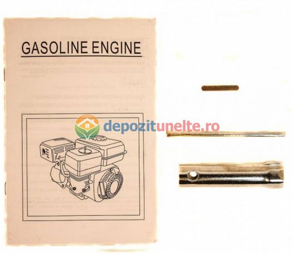 Motor GX benzina GX270 OHV 4 timpi 9CP SNK 2
