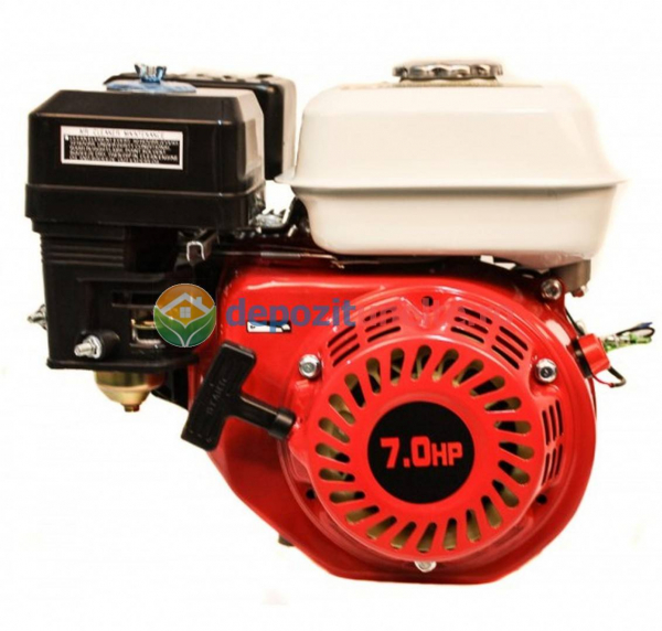 Motor GX benzina OHV 4 timpi 7CP SNK 0