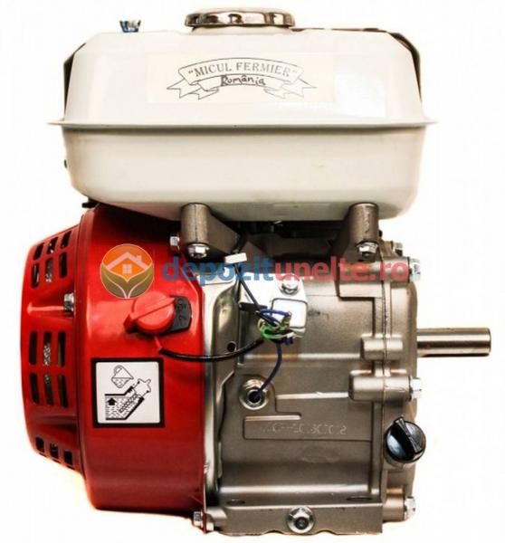 Motor GX benzina OHV 4 timpi 7CP SNK 3