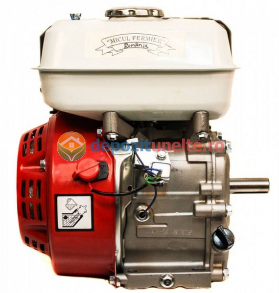 Motor GX390 benzina OHV 4 timpi 13CP  0