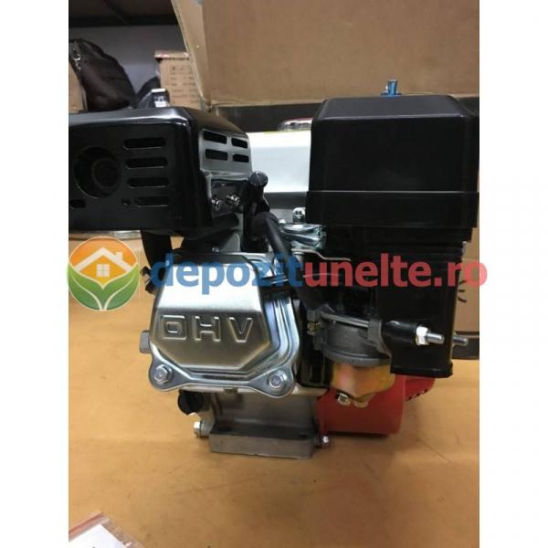 Motor in 4 timpi alimentat cu benzina 6,5 CP 3600 rot/min 2