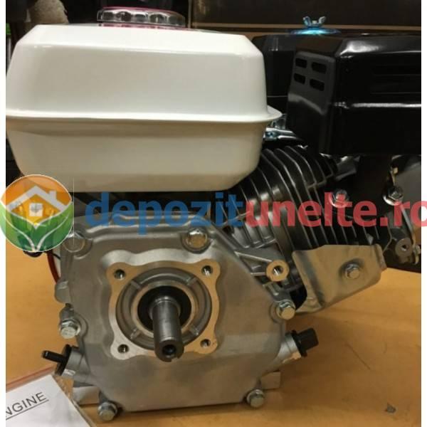 Motor in 4 timpi alimentat cu benzina 6,5 CP 3600 rot/min 4