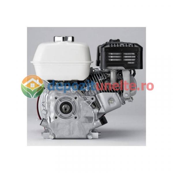 Motor in 4 timpi alimentat cu benzina 6,5 CP 3600 rot/min 6