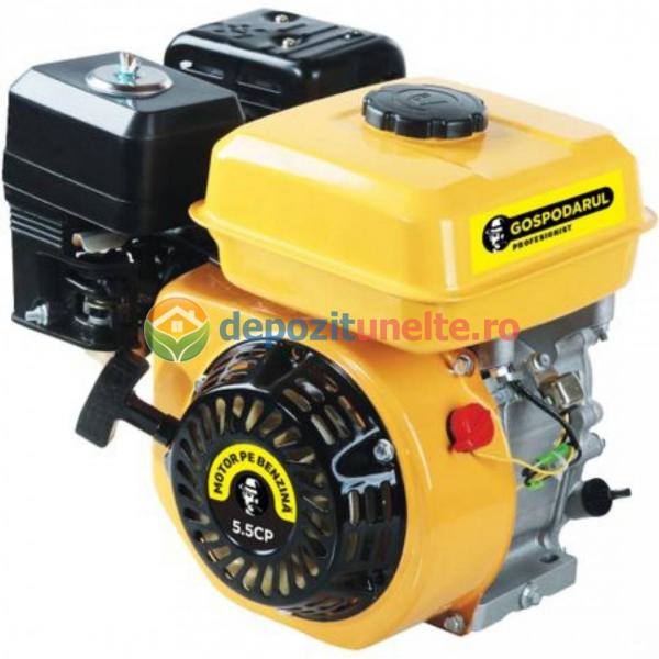 Motor uz general - pe benzina - 5.5 CP - Gospodarul profesionist GP-168F-1 0