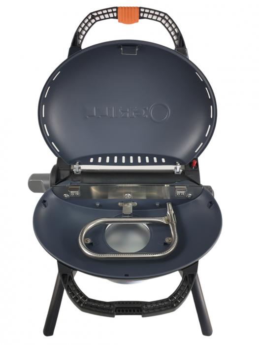 Gratar portabil pe gaz, O-GRILL 600, 3.2kW, portocaliu, 232 g /h [5]