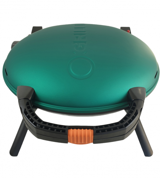 Gratar portabil pe gaz, O-GRILL 600, 3.2kW, verde, 232 g /h [1]