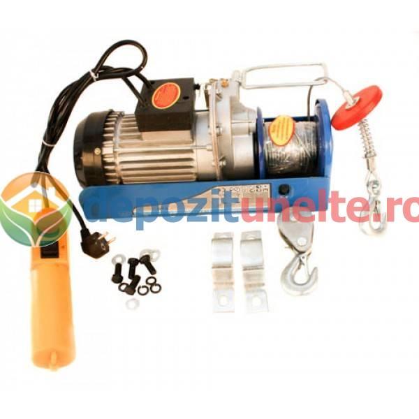 PALAN ELECTRIC 200 KG ( Macara / Lift cu cablu de otel, troliu) PA 200 0