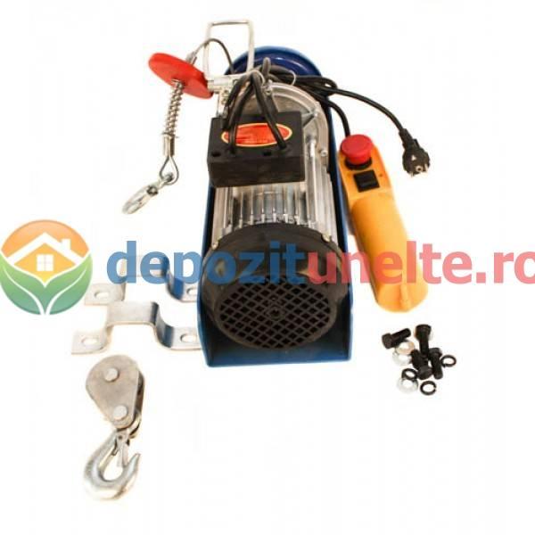 PALAN ELECTRIC 200 KG ( Macara / Lift cu cablu de otel, troliu) PA 200 1