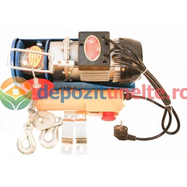 PALAN ELECTRIC 200 KG ( Macara / Lift cu cablu de otel, troliu) PA 200 2