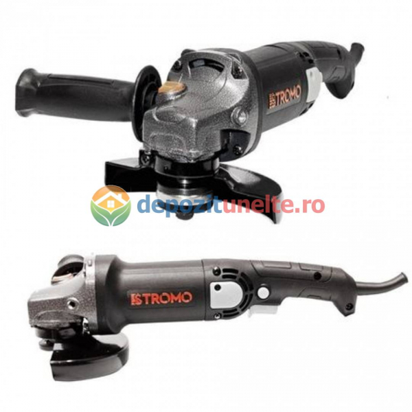 Polizor unghiular 1200W, 125mm, STROMO SG1200 , Flex 0
