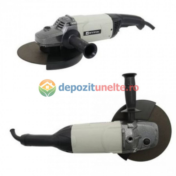 Polizor unghiular 2600W, 230 mm, 11000 Rpm, ELPROM EMSU-2600-230, FLEX 0