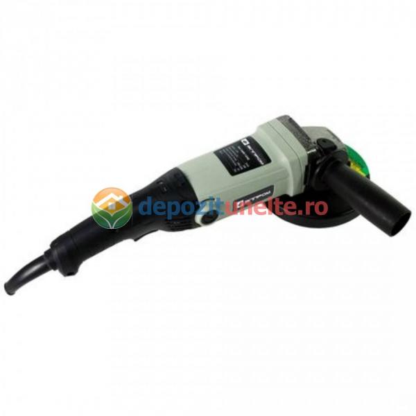 Polizor unghiular cu variator, 1000W, 125 mm, 11000 Rpm, FLEX ELPROM EMSU-1000-125E, Model 2019 3