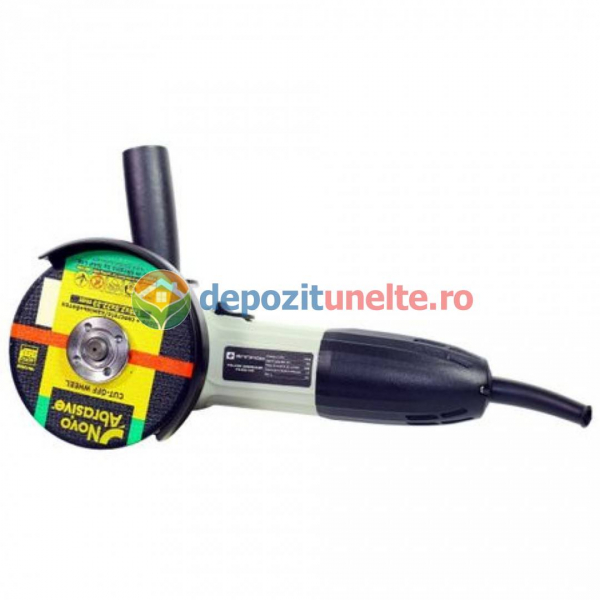 Polizor unghiular ELPROM EMSU-850-125, 850 W, 125 mm, 11000 Rpm , FLEX Model 2019 2