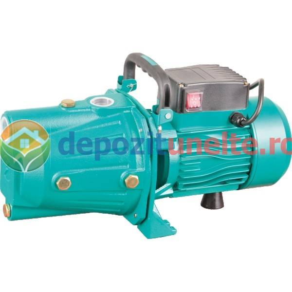 "Pompa apa de suprafata JET100L , 1500W, 1"" tol, 9 m 100% CUPRU 0"