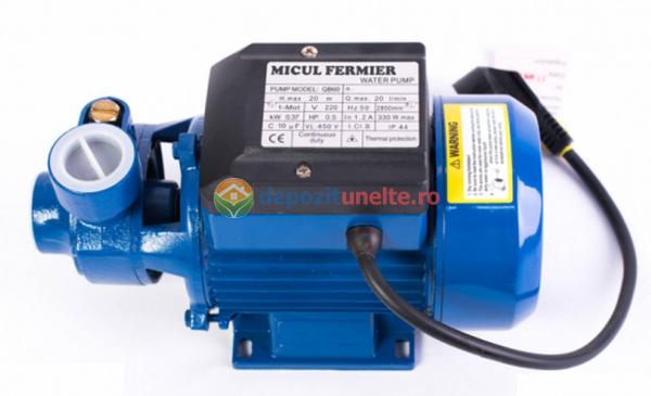 Pompa apa de suprafata QB60 Micul Fermier [0]