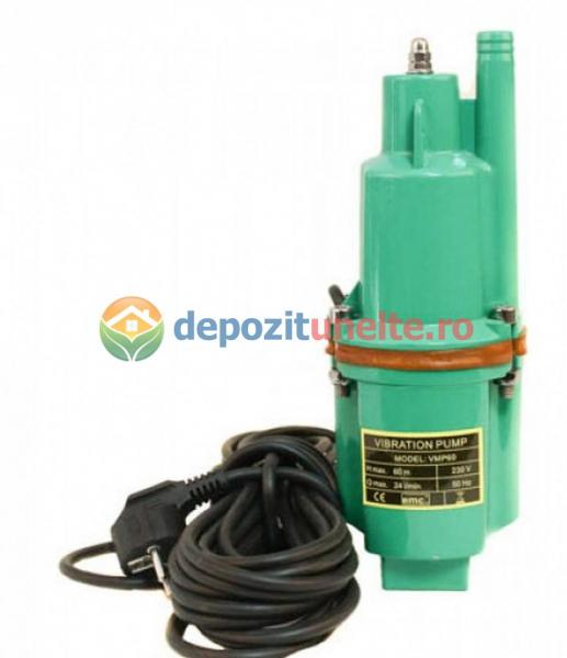 Pompa apa submersibila pe vibratie VMP60 2