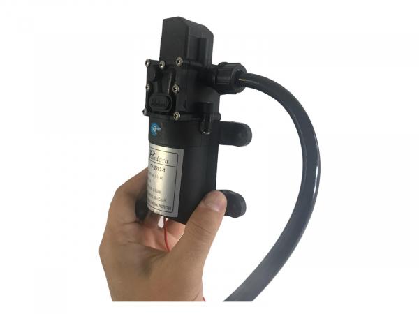 Pompa de presiune cu motor de 12 Vcc pentru pompa de stropit electrica Pandora  -  iesire cu filet [3]