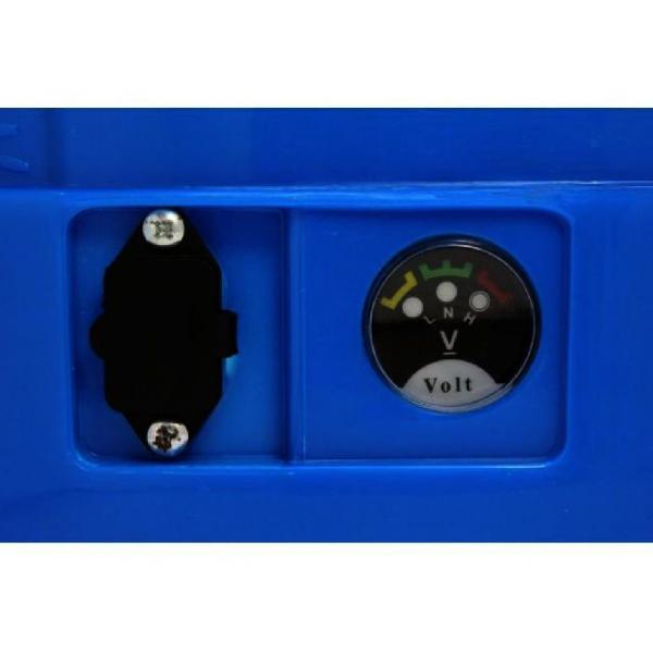 Pompa stropit 12L cu acumulator HERLY ALBASTRA GF-1517 2