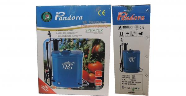 Pompa stropit electrica + Manuala ( 2 in 1 ) 16 Litri Pandora 8