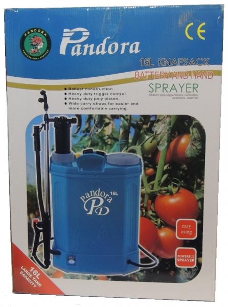 Pompa stropit electrica + Manuala ( 2 in 1 ) 16 Litri Pandora 6