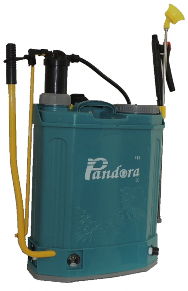 Pompa stropit electrica + Manuala ( 2 in 1 ) 16 Litri Pandora 1