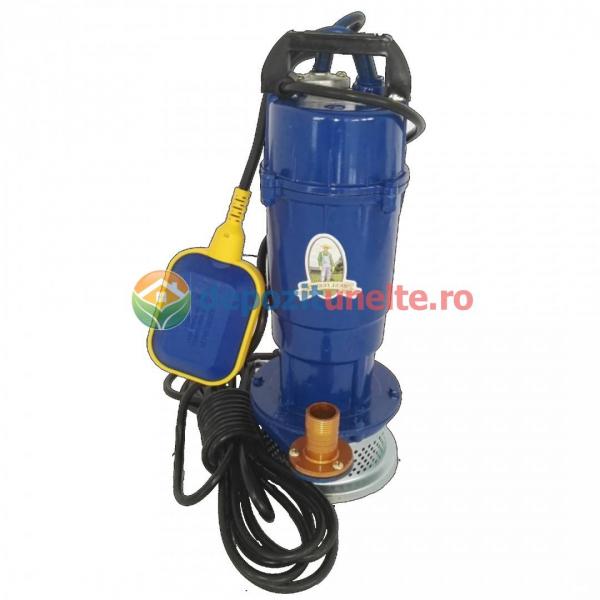 "Pompa submersibila cu plutitor QDX-32M Micul Fermier 0,75 kW; 32m; 1"" 1"