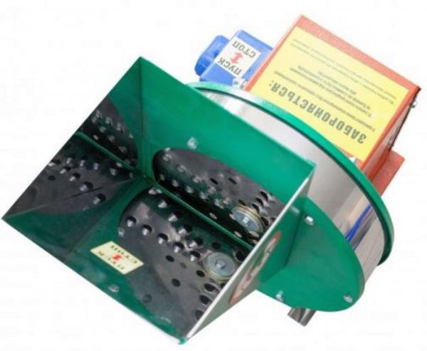 RAZATOARE ELECTRICA, INOX, DE FRUCTE SI LEGUME VINITA, 1.8KW, 400KG/h, 1500RPM UCRAINA 3